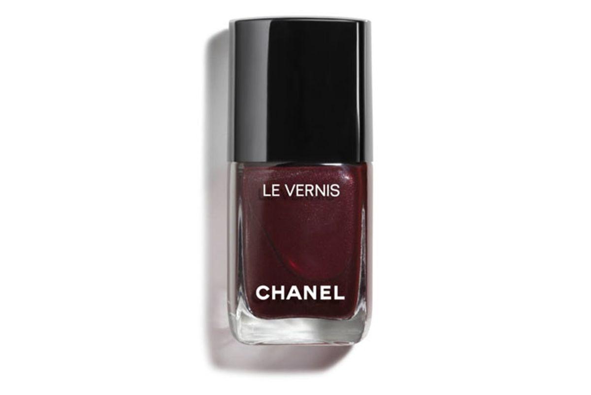 chanel longwear nail polish vamp
