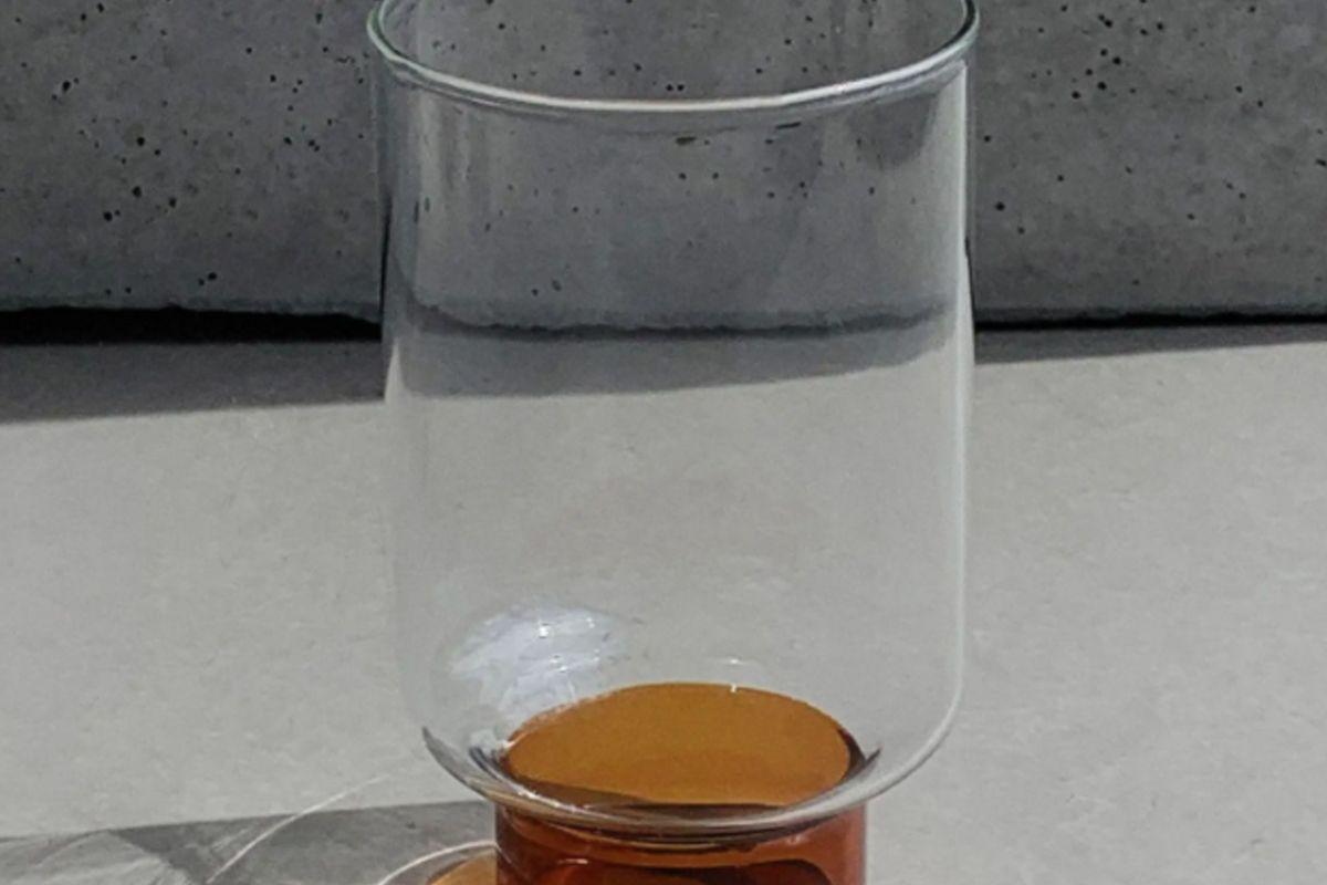 all good things aita amber base glass