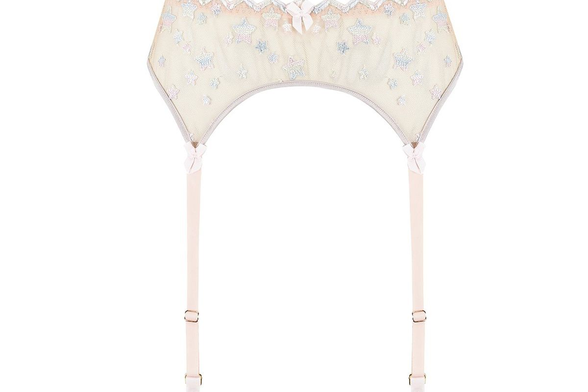 mimi holiday angel face suspenders