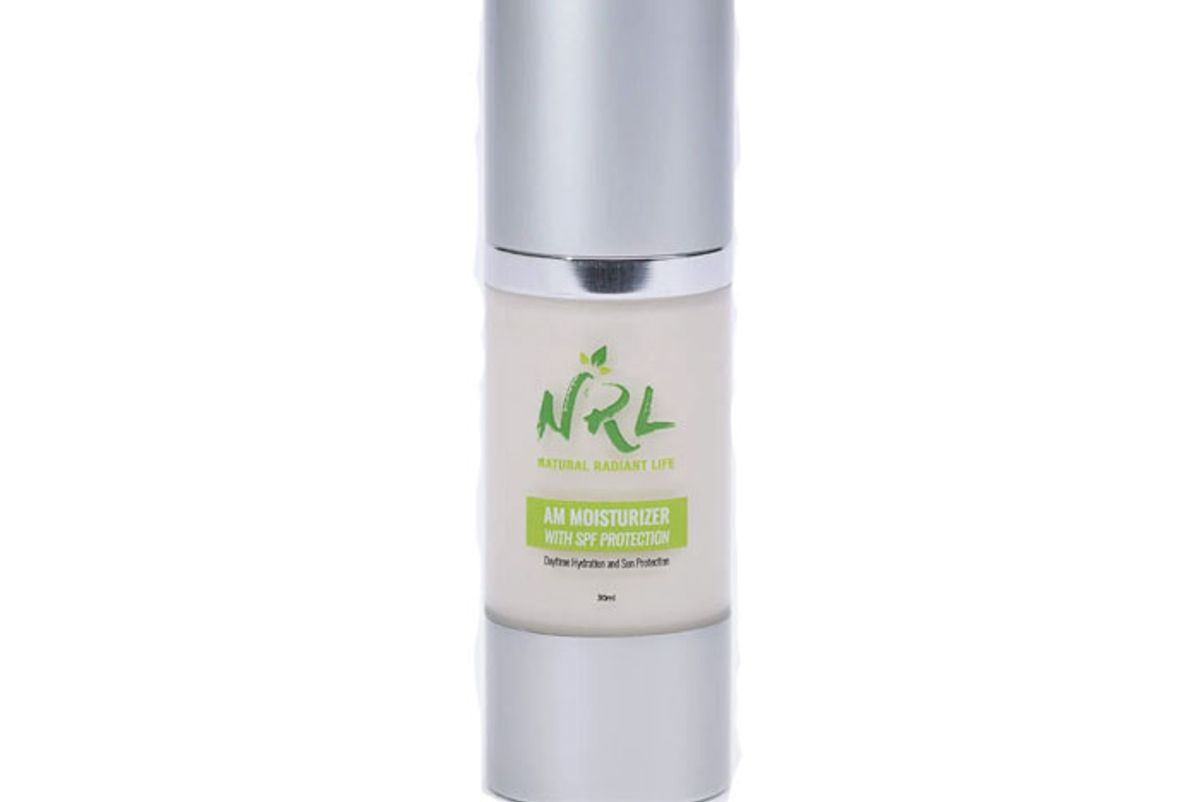 natural radient life am moisturizer