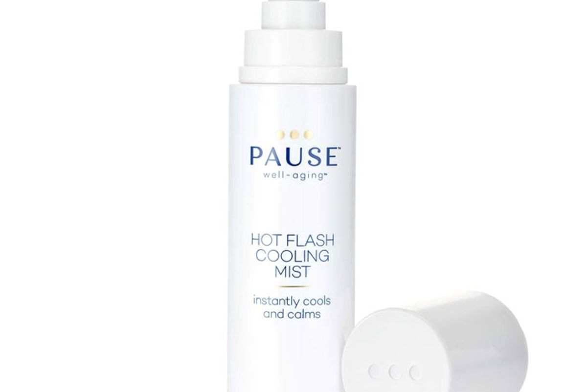 pause well aging hot flash cooling mist