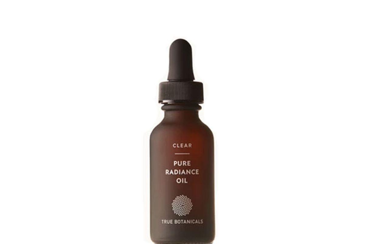true botanicals clear pure radiance oil