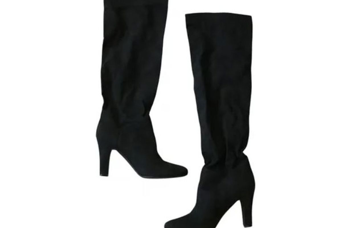stella mccartney cloth boots