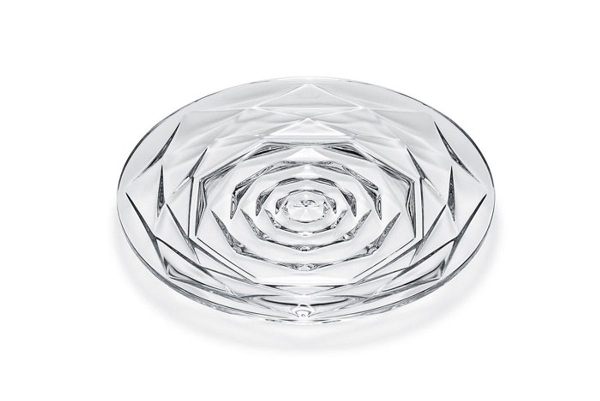 baccarat small swing plate