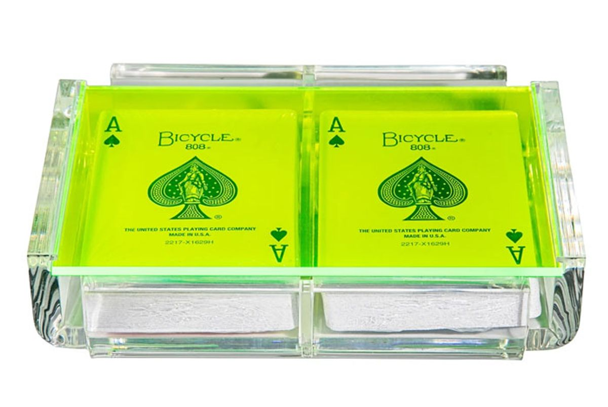 luxe dominoes la pinta luxe card deck
