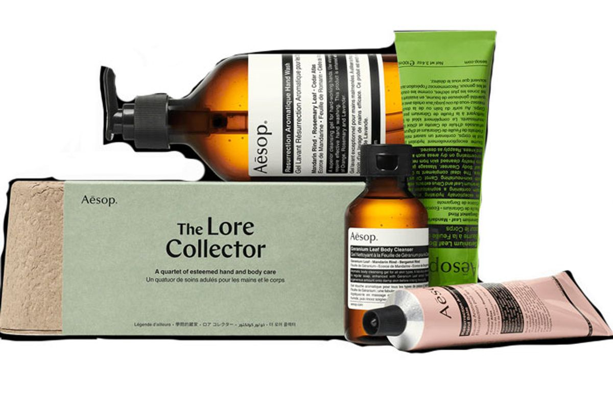 aesop the lore collector gift set