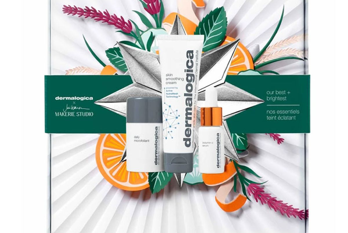 dermalogica our best and brightest set