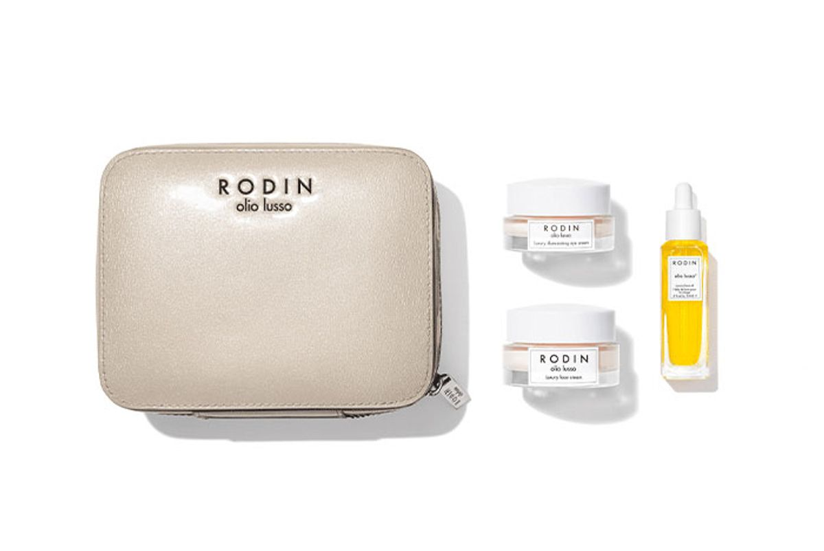 rodin olio lusso the ever radiant collection