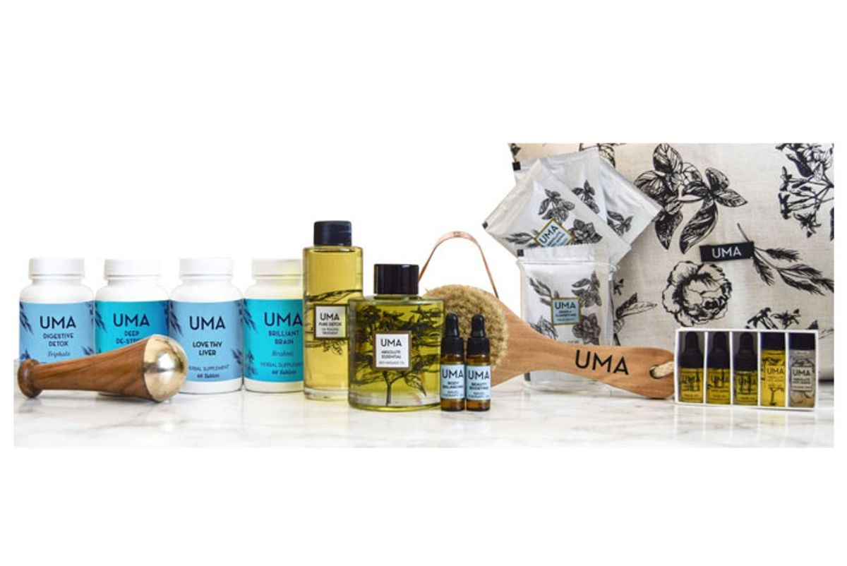 uma ultimate ayurvedic kit
