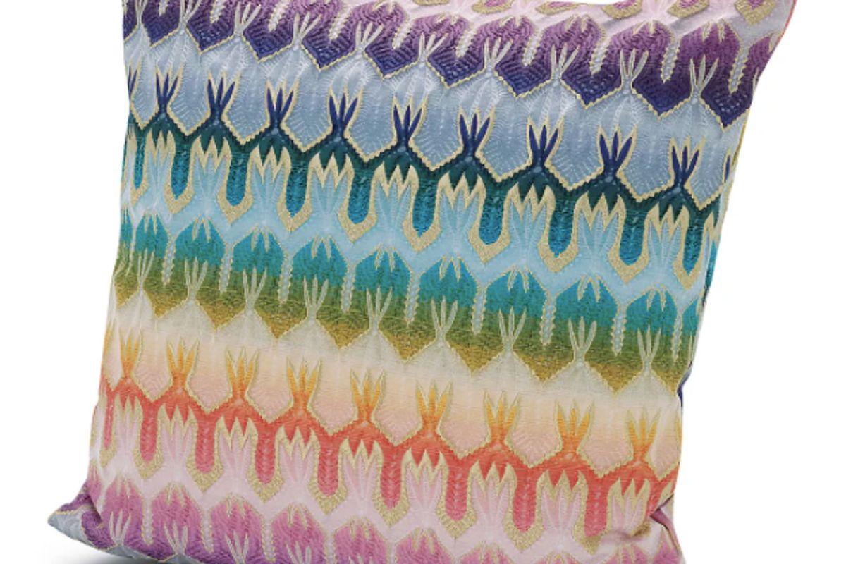 missoni home pasadena decorative pillow