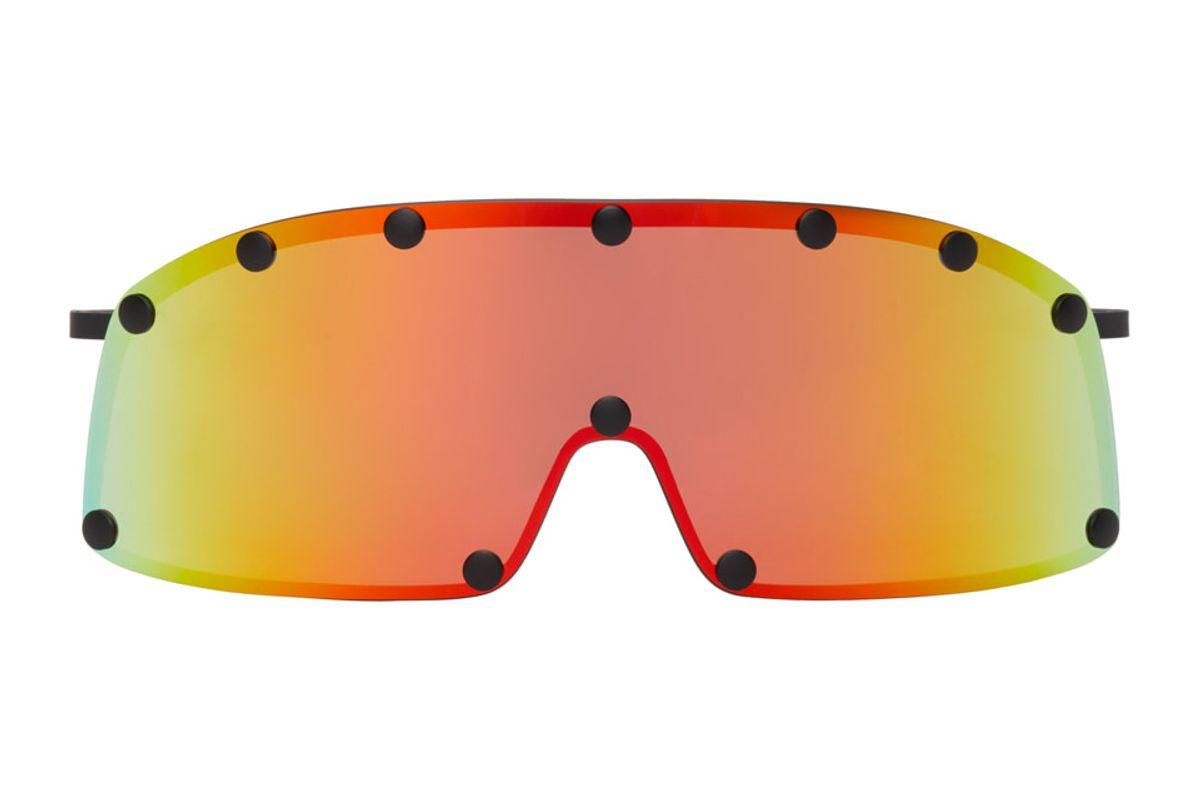 rick owens shielding sunglasses