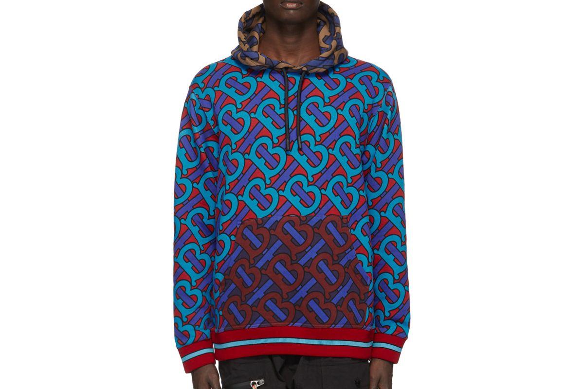 burberry manslow hoodie