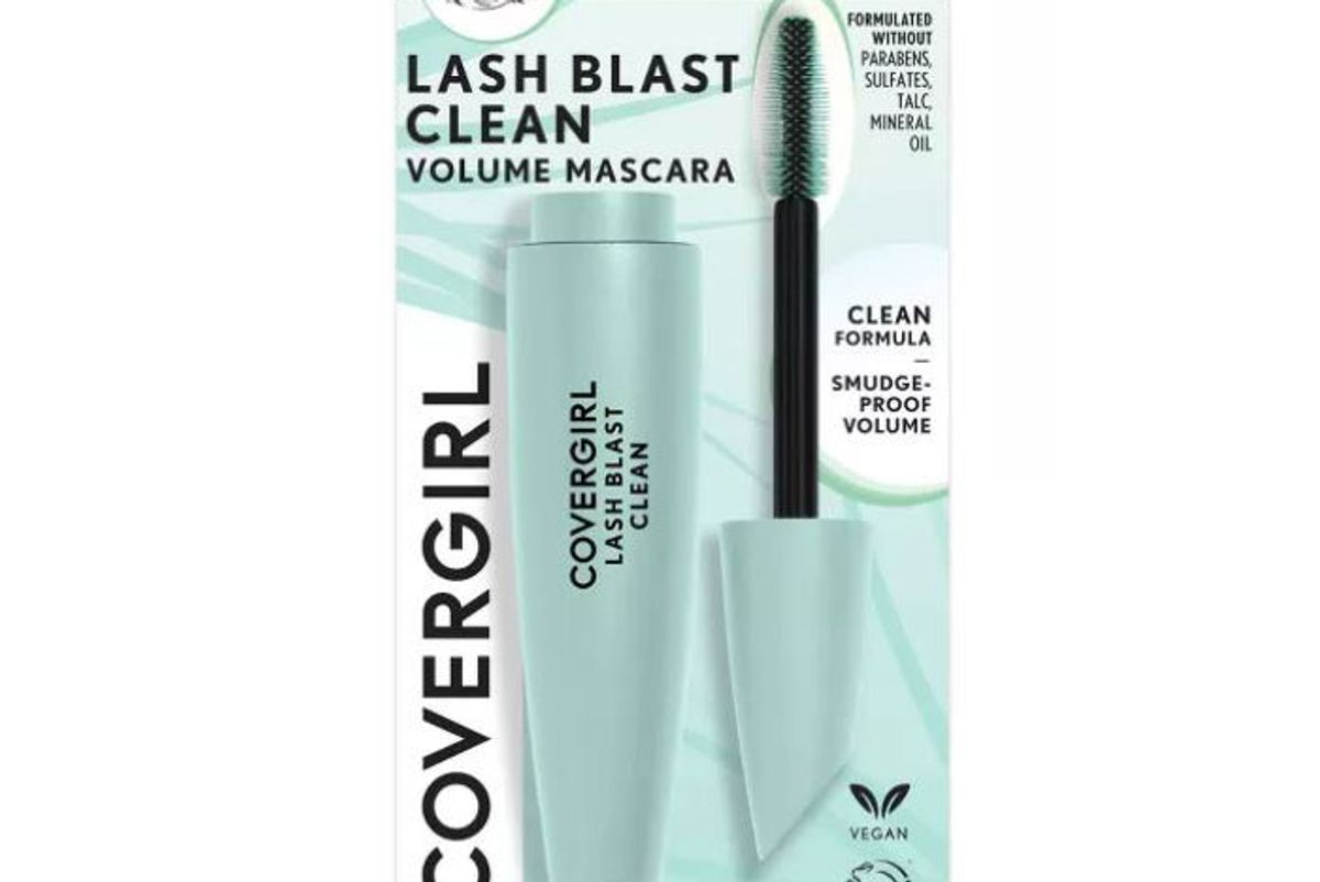 covergirl lash blast clean volume mascara