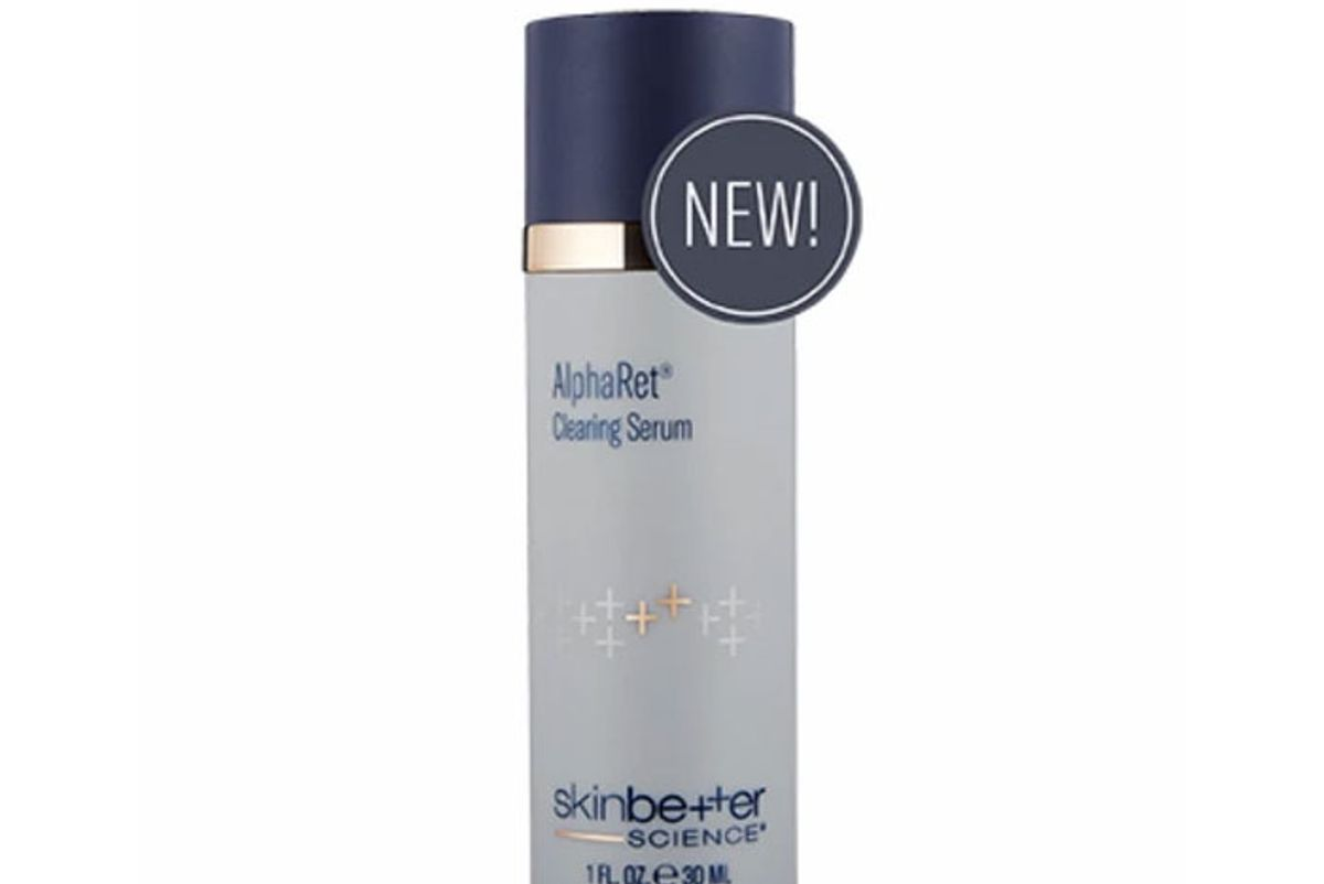 skinbetter science alpharet clearing serum