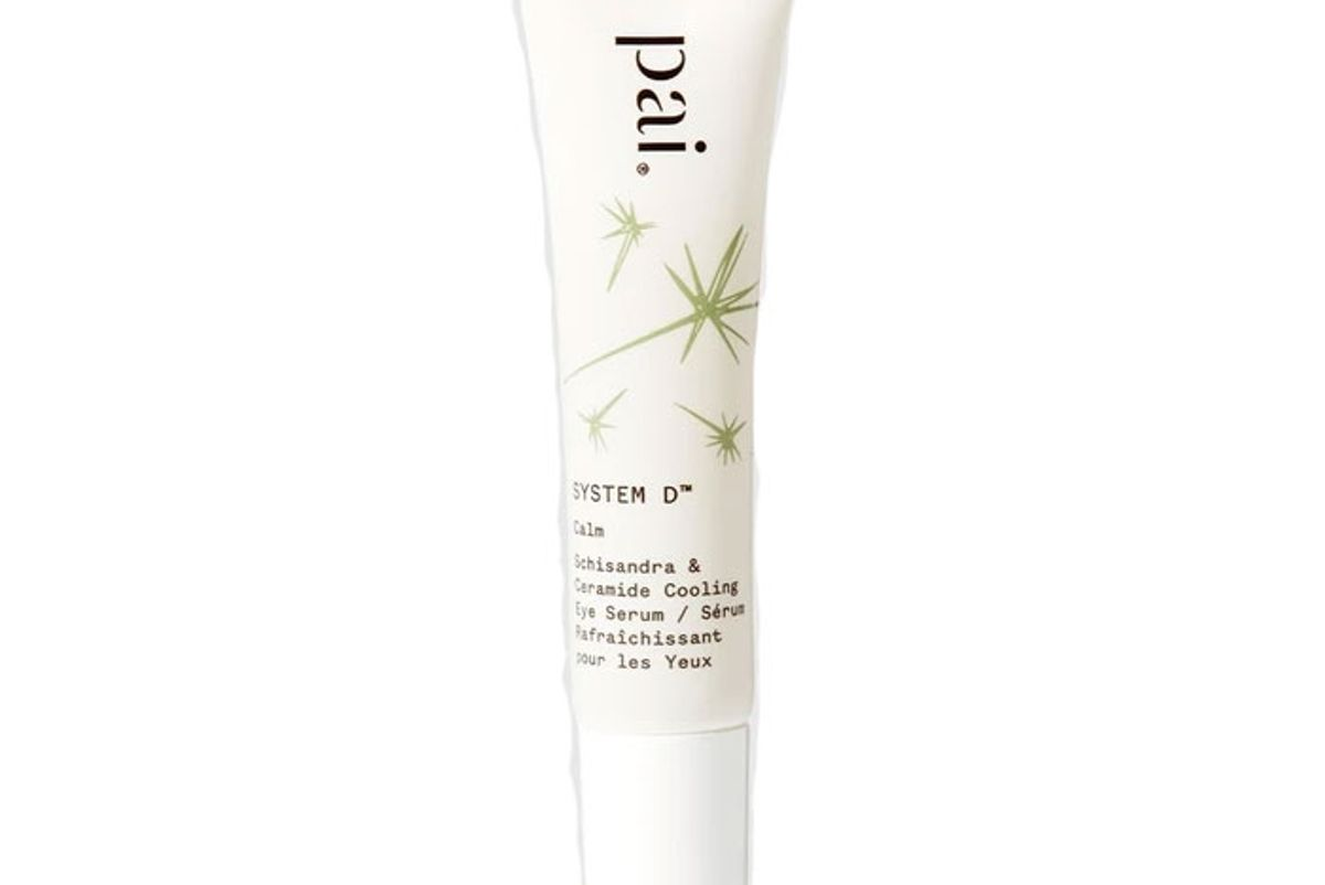 pai system d schisandra and ceramide cooling eye serum