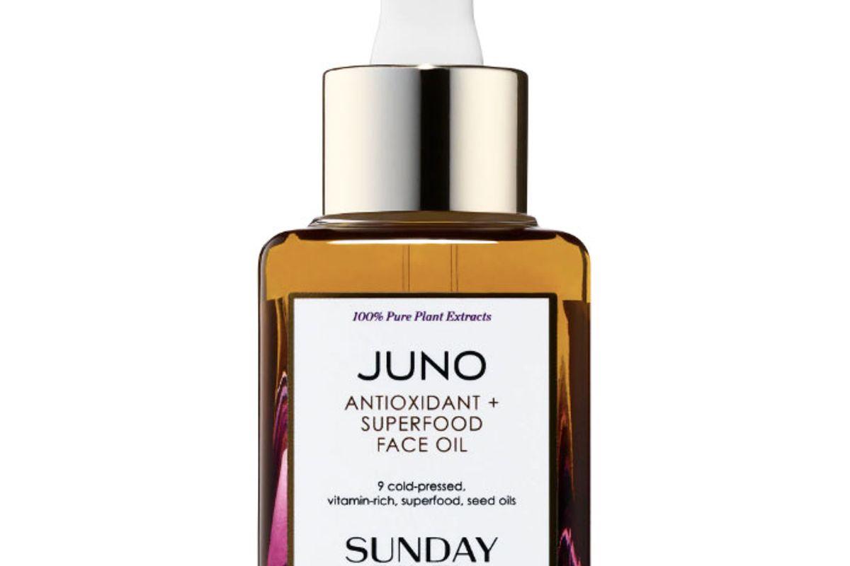 sunday riley juno antioxidant superfood face oil