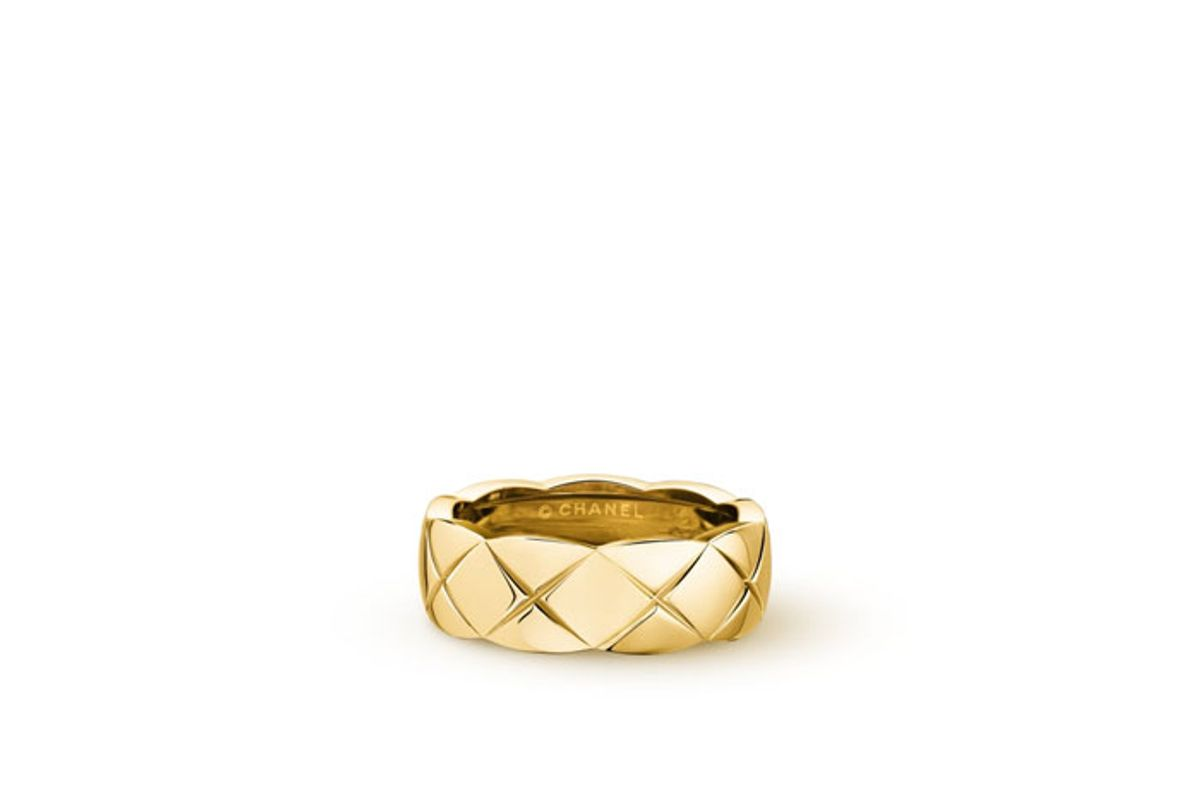 chanel coco crush ring