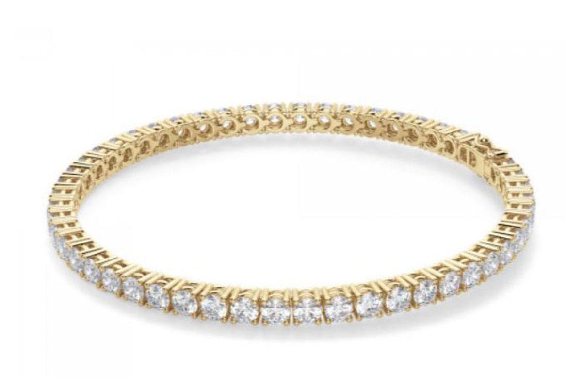 diamond nexus 572 carat tennis bracelet