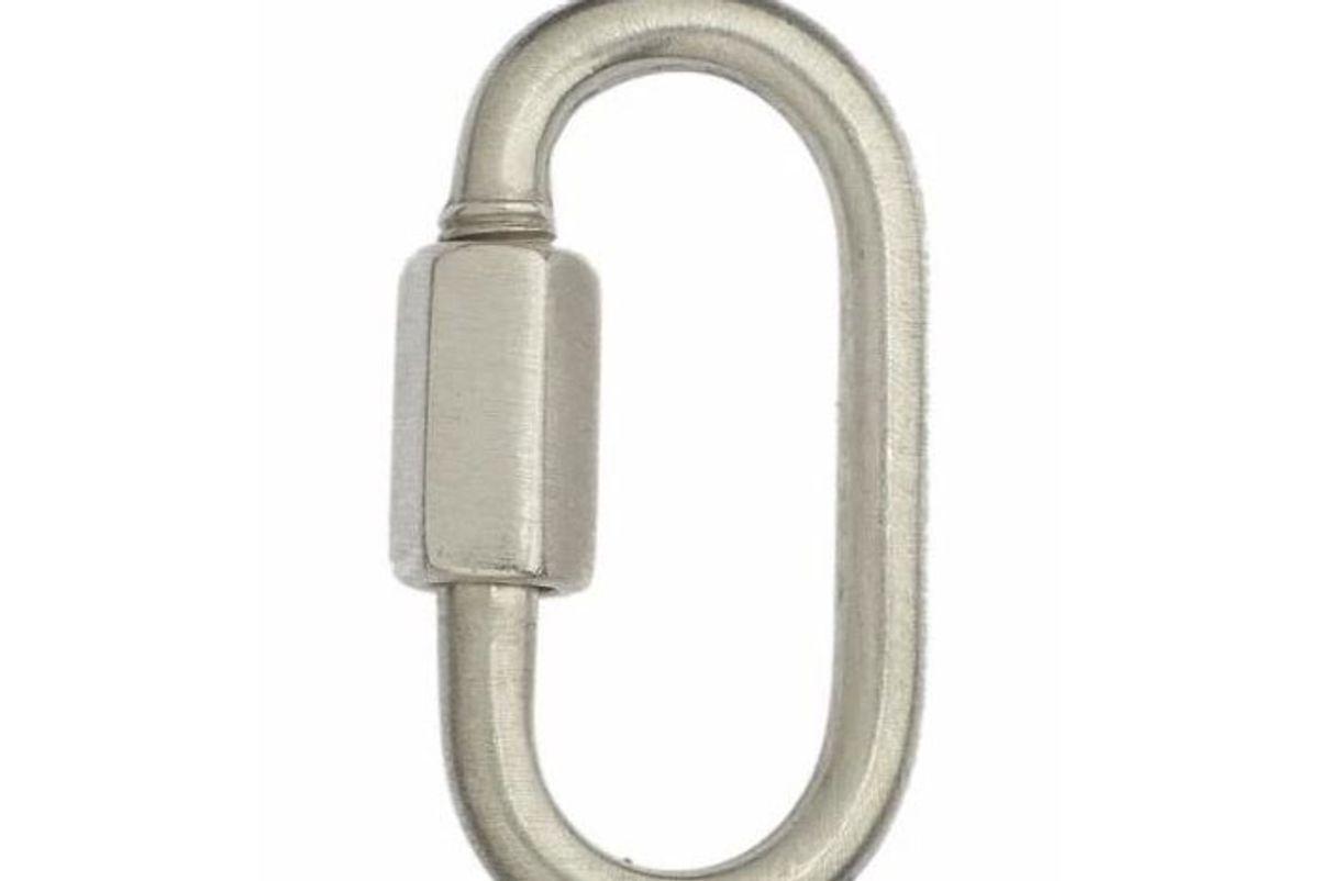 marla aaron sterling silver regular lock