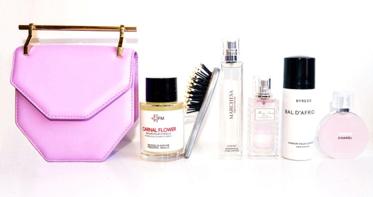 Hair Fragrance = The Best Smelling Hair. Ever.