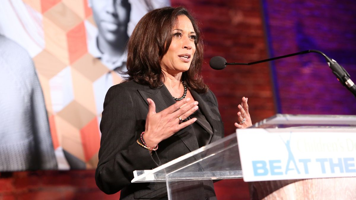 Why Everyone Is Talking about Kamala Harris
