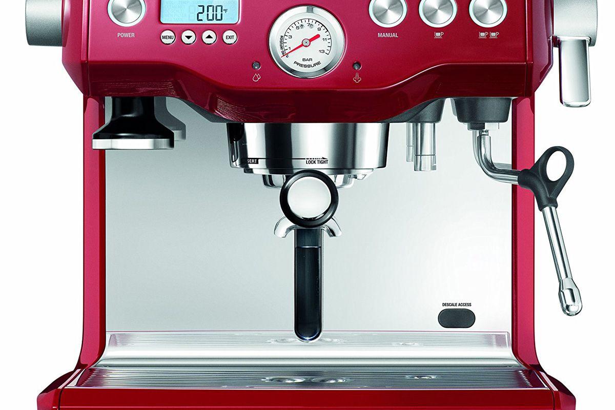 BES920CBXL Dual Boiler Espresso Machine