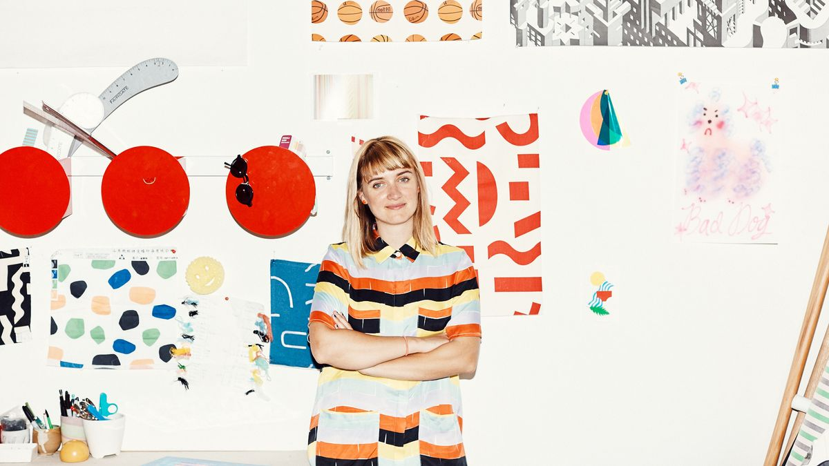 The Trippy Secrets Behind This Cult Brand's Mesmerizing Patterns