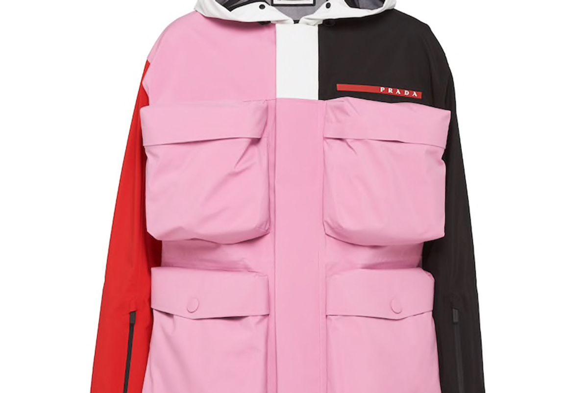 prada lr mx025 technical fabric jacket