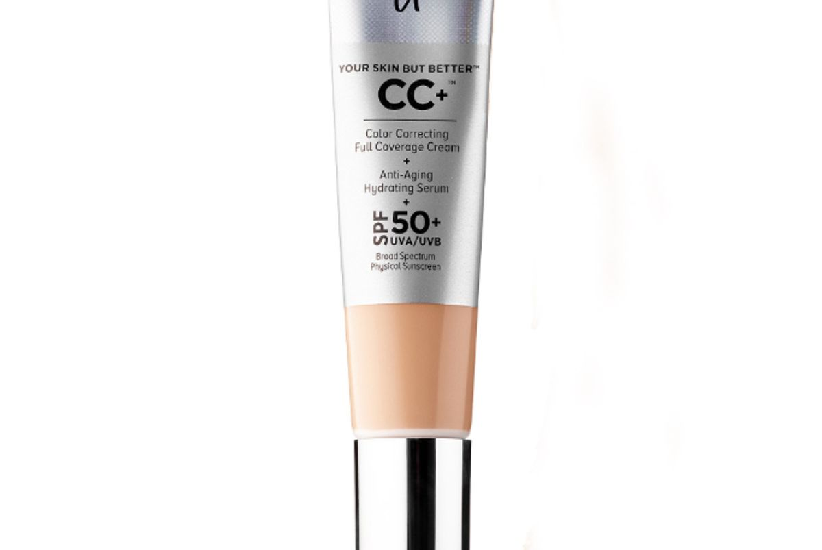 it cosmetics cc cream with spf 50