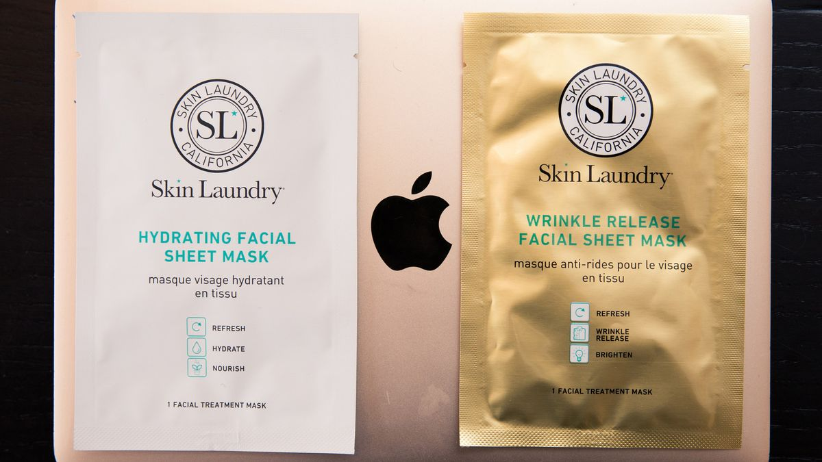 skin laundry laser facial review