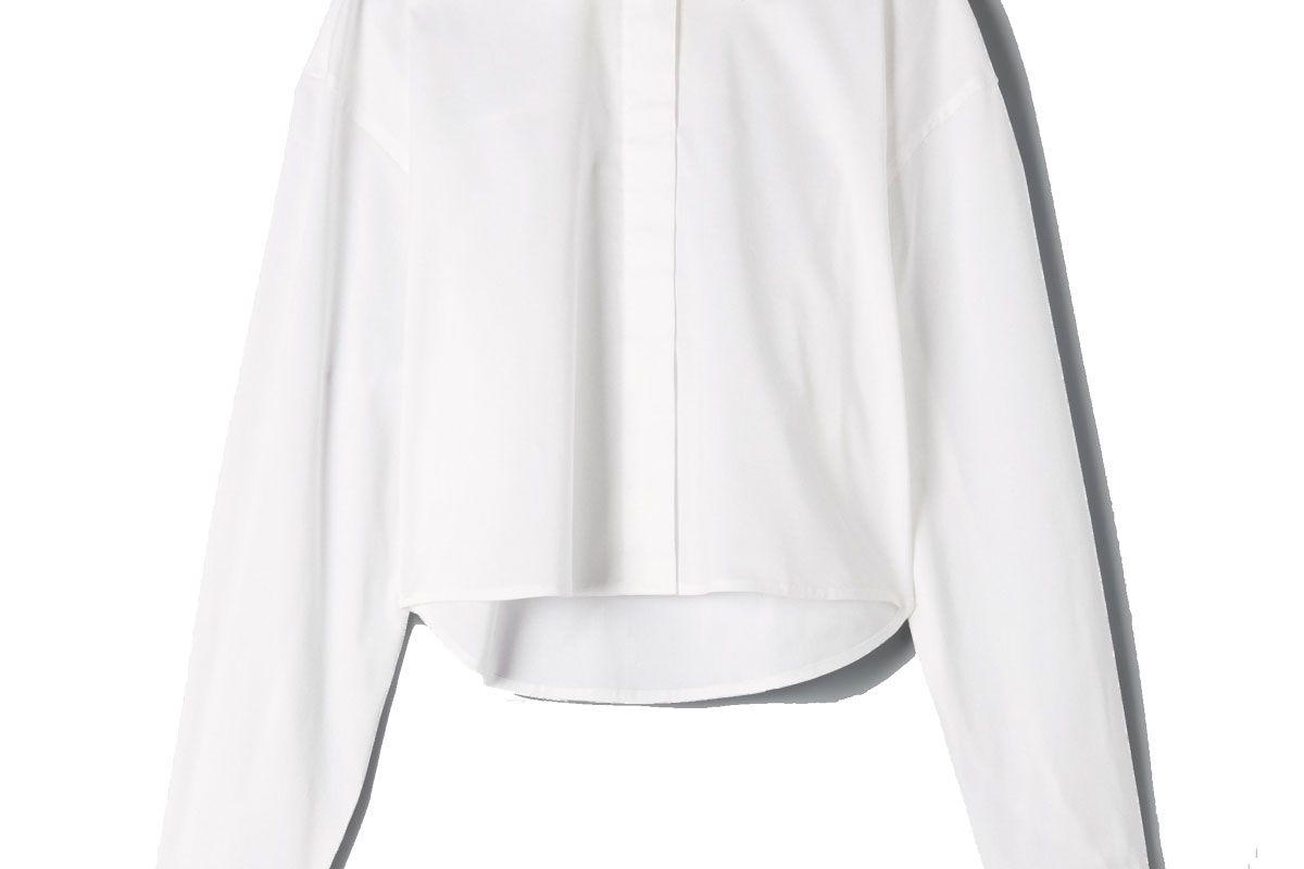 aritzia babaton clooney blouse
