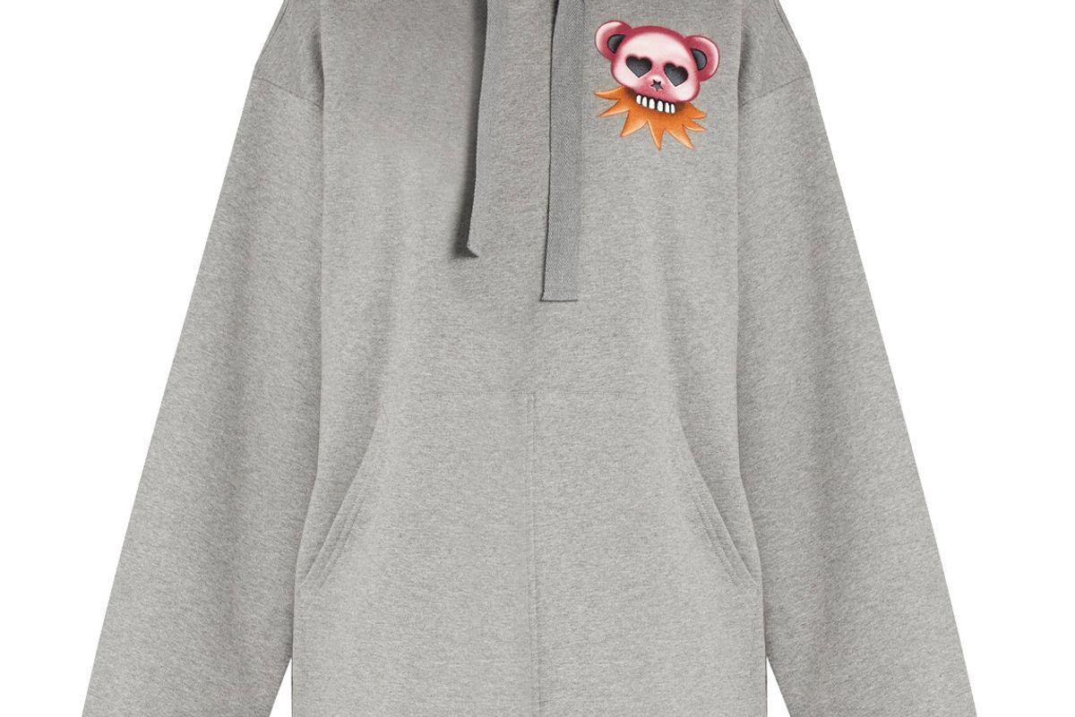Florida Bears Hooded Cotton Sweatshirt