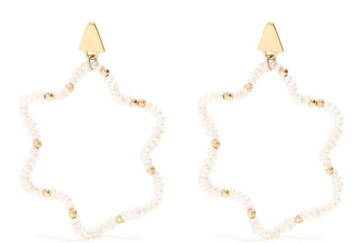 Mirage Pearl Earrings