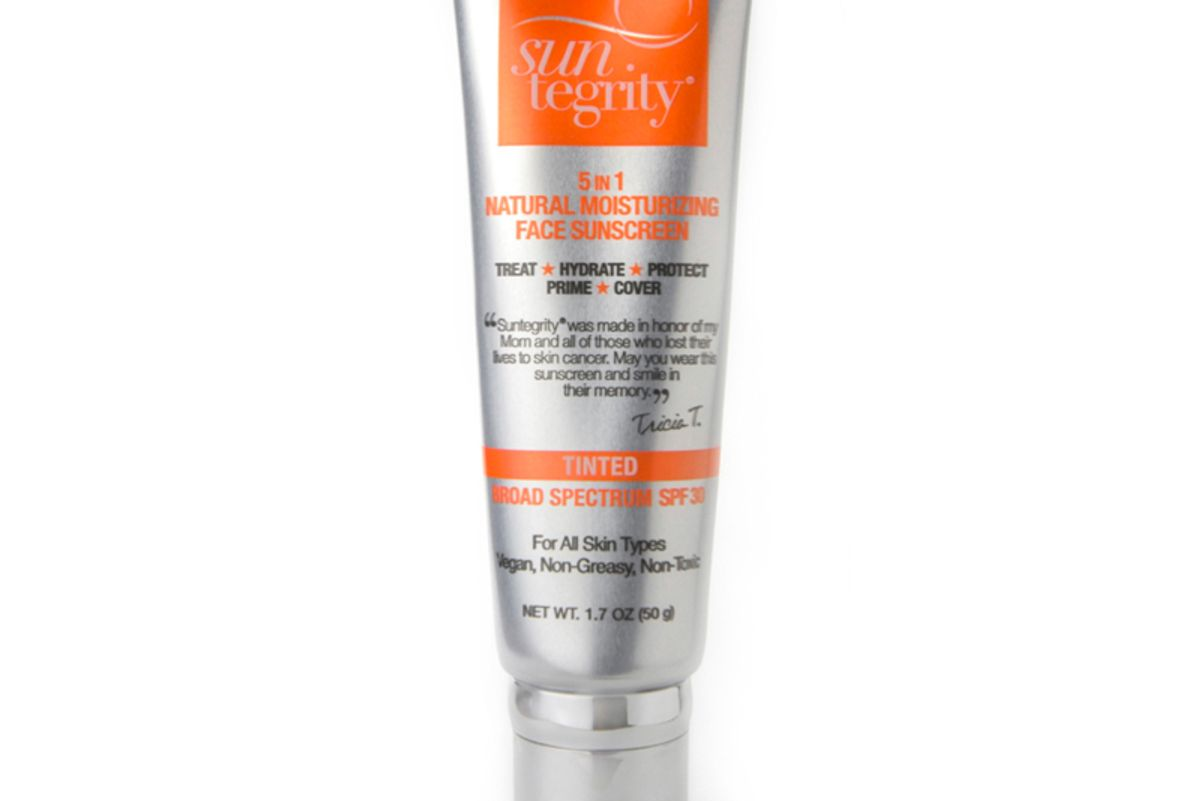 5-in-1 Tinted Moisturizing Face Sunscreen