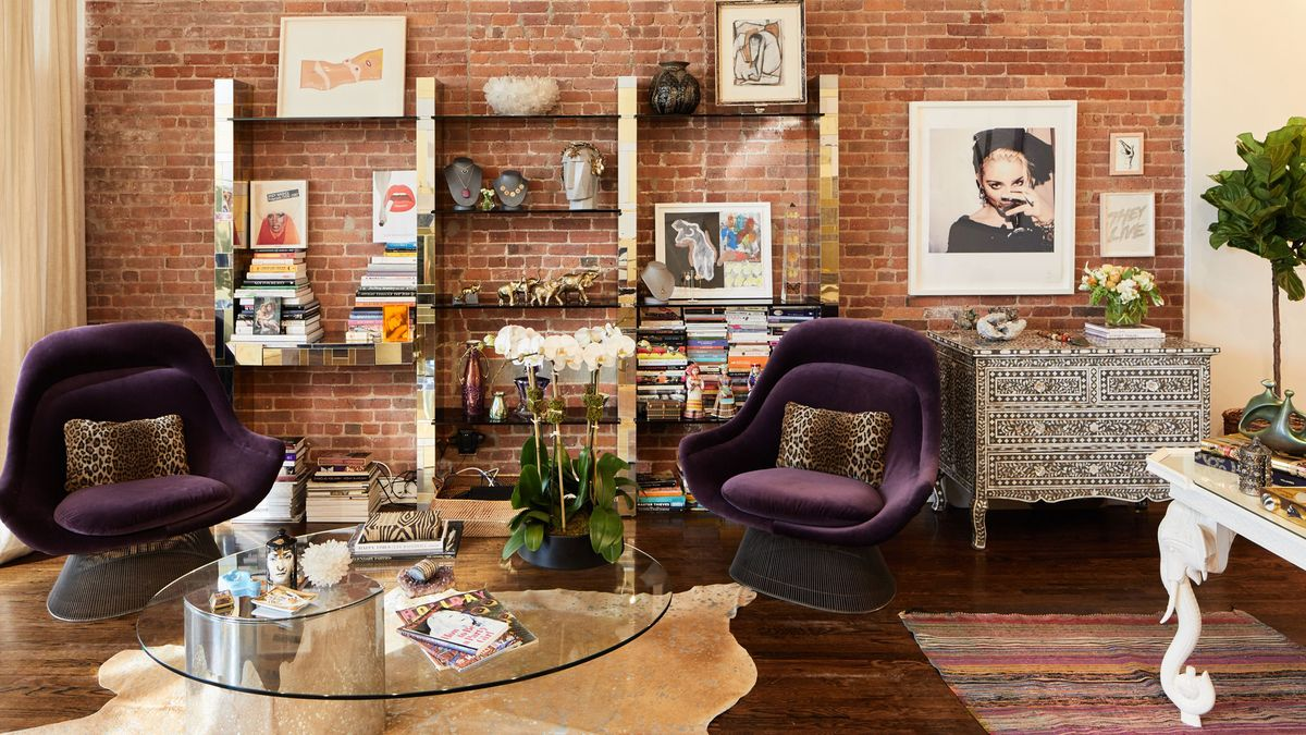 A Master Class in Decorating Your Space with Vintage Finds