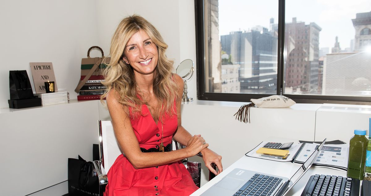 How Sarah Rutson Pulls Off 18-Hour Days All Fashion Week Long