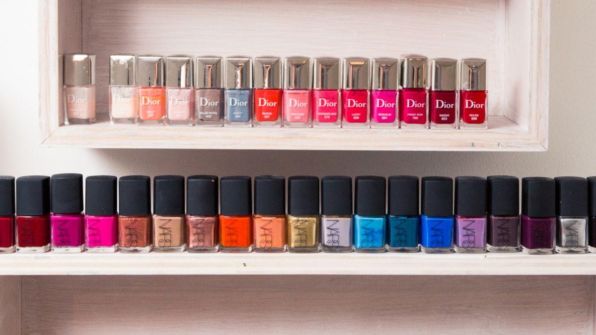 fall 2018 nail polish color trends