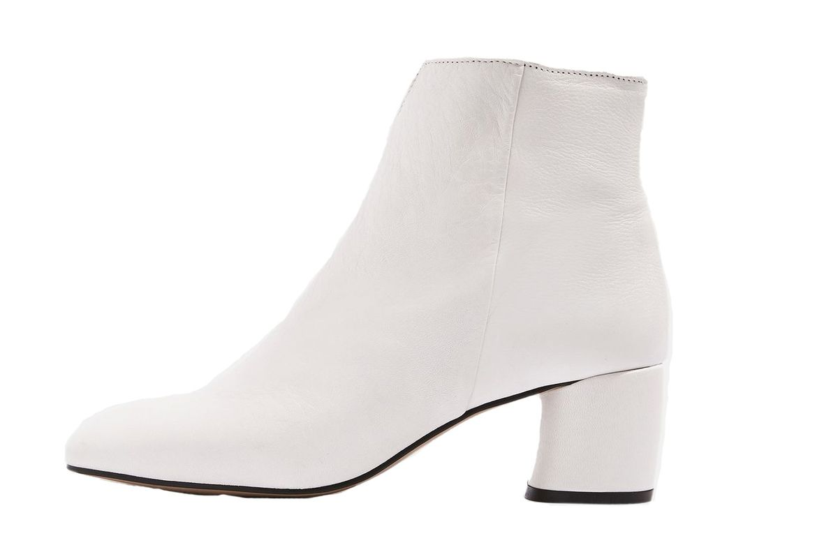 Marilo Cut Out Ankle Boots