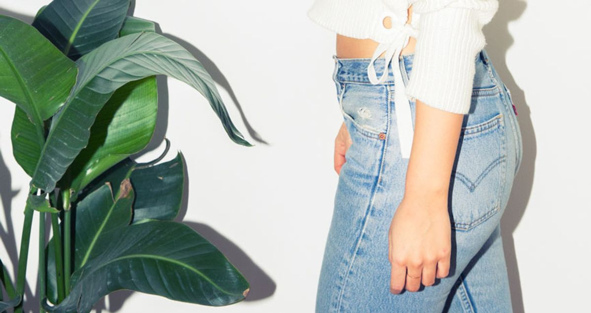 How to Find Vintage Denim That Actually Fits