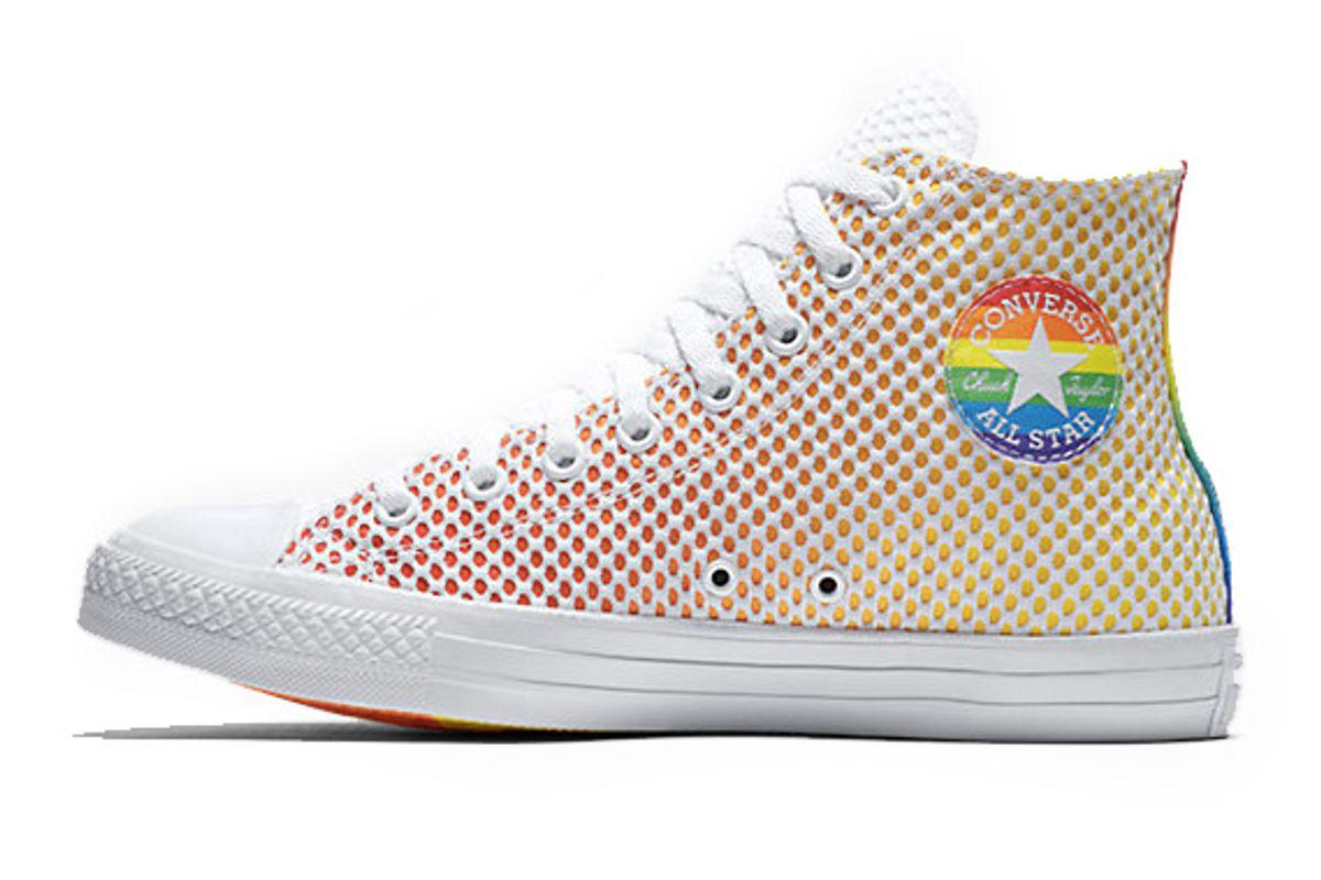 Chuck Taylor All Star Pride Mesh High Top