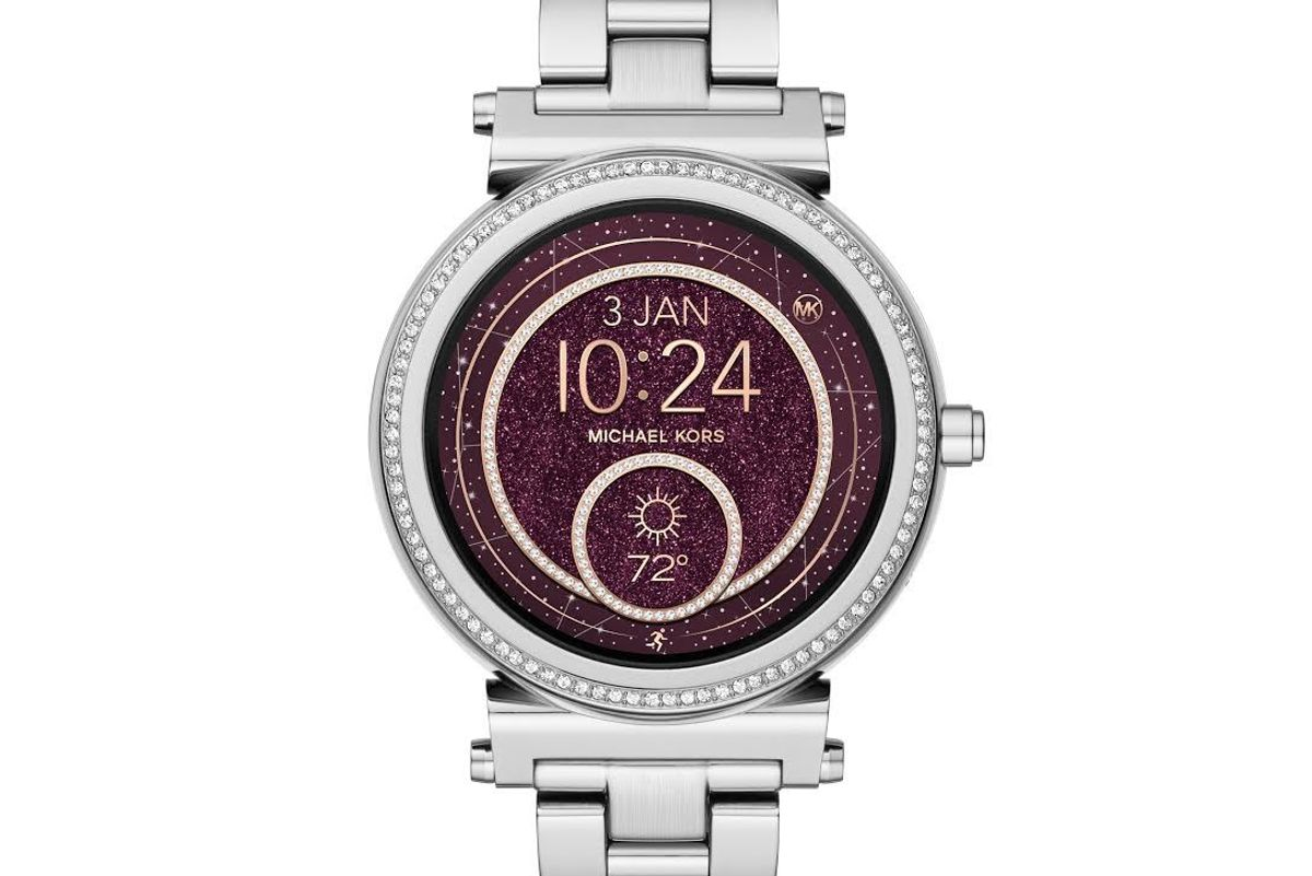 Michael Kors Sofie Pave Smart Watch