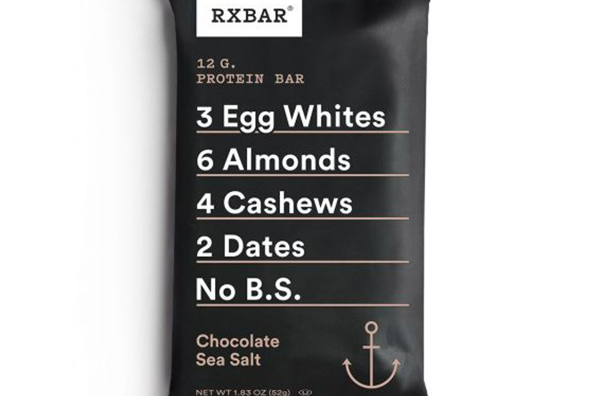 Chocolate Sea Salt Box of 12