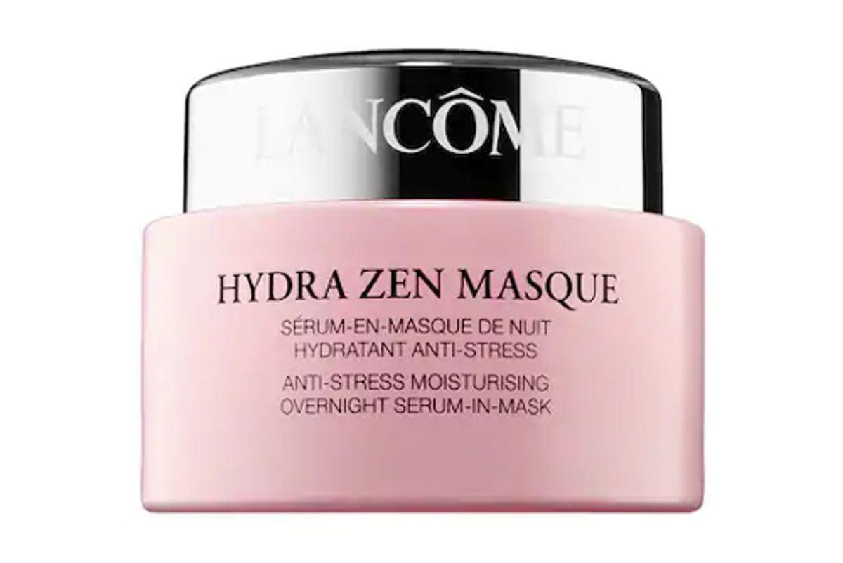 lancome hydra zen masque anti stress moisturizing night face mask