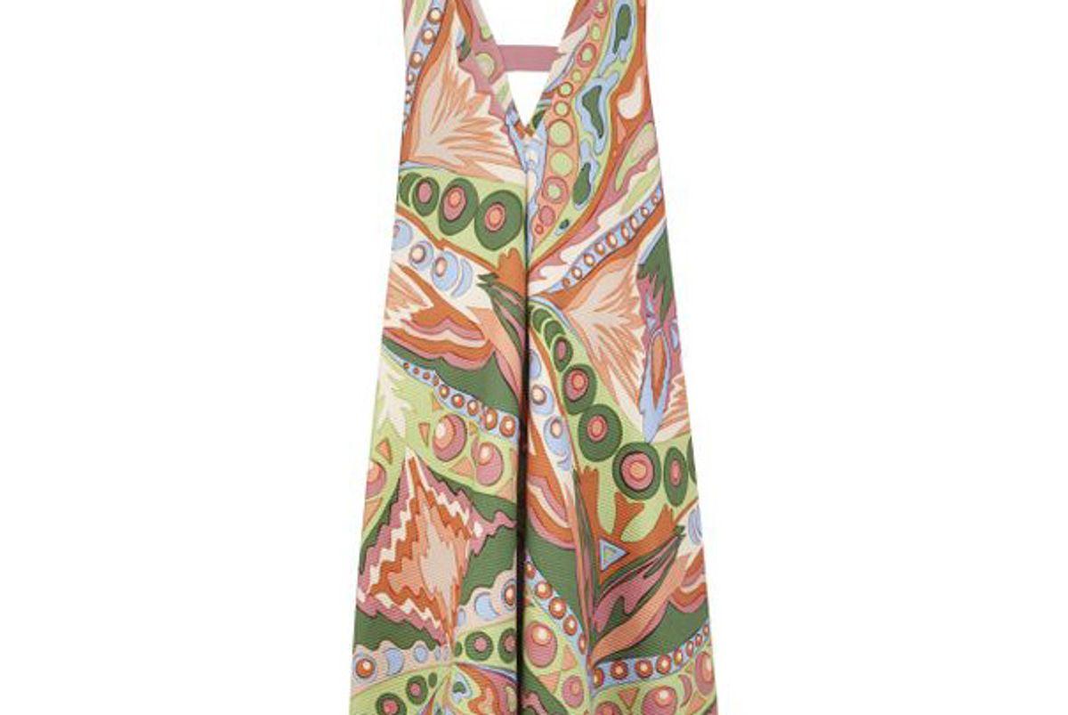 Eden Trapeze Dress
