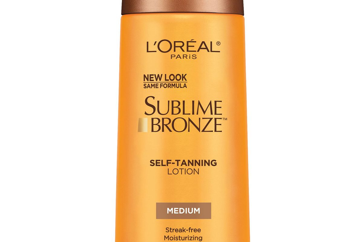 Sublime Bronze Self-Tanning Lotion