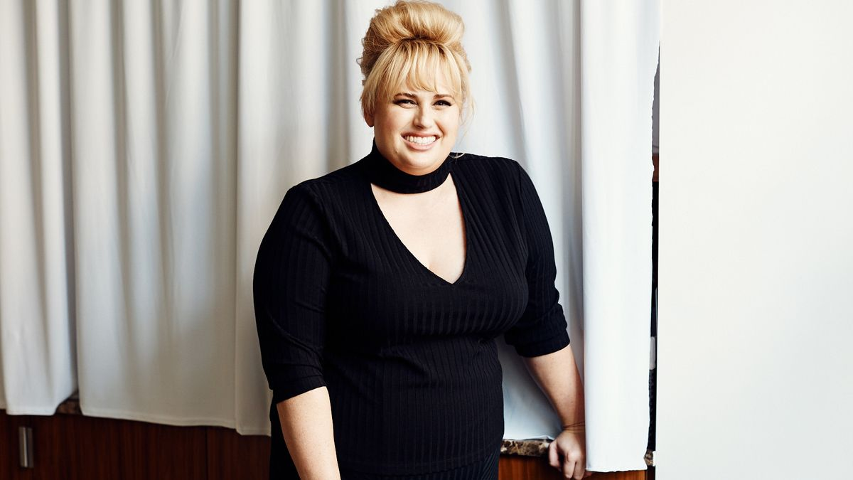 """Rebel Wilson Created Clothes That Will Take You From """"Nine to Wine"""""""