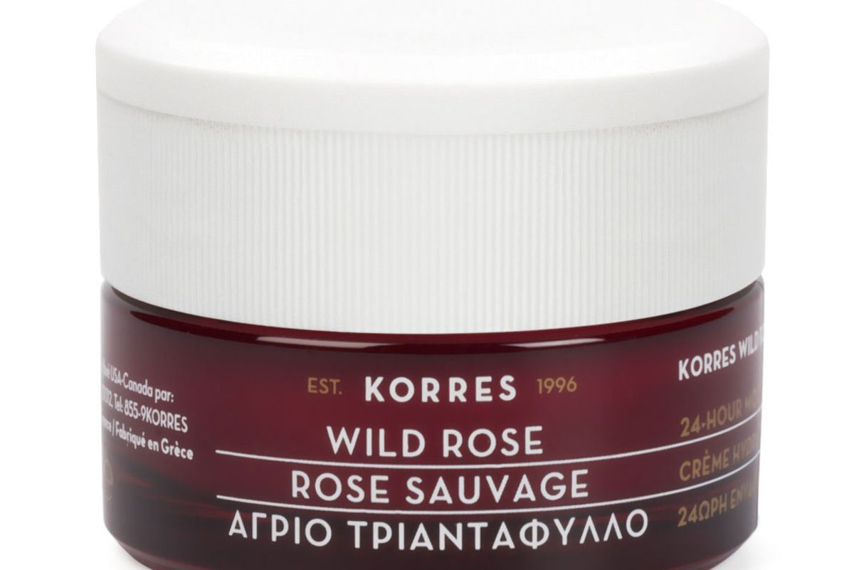 Wild Rose 24-Hour Moisturising and Brightening Cream