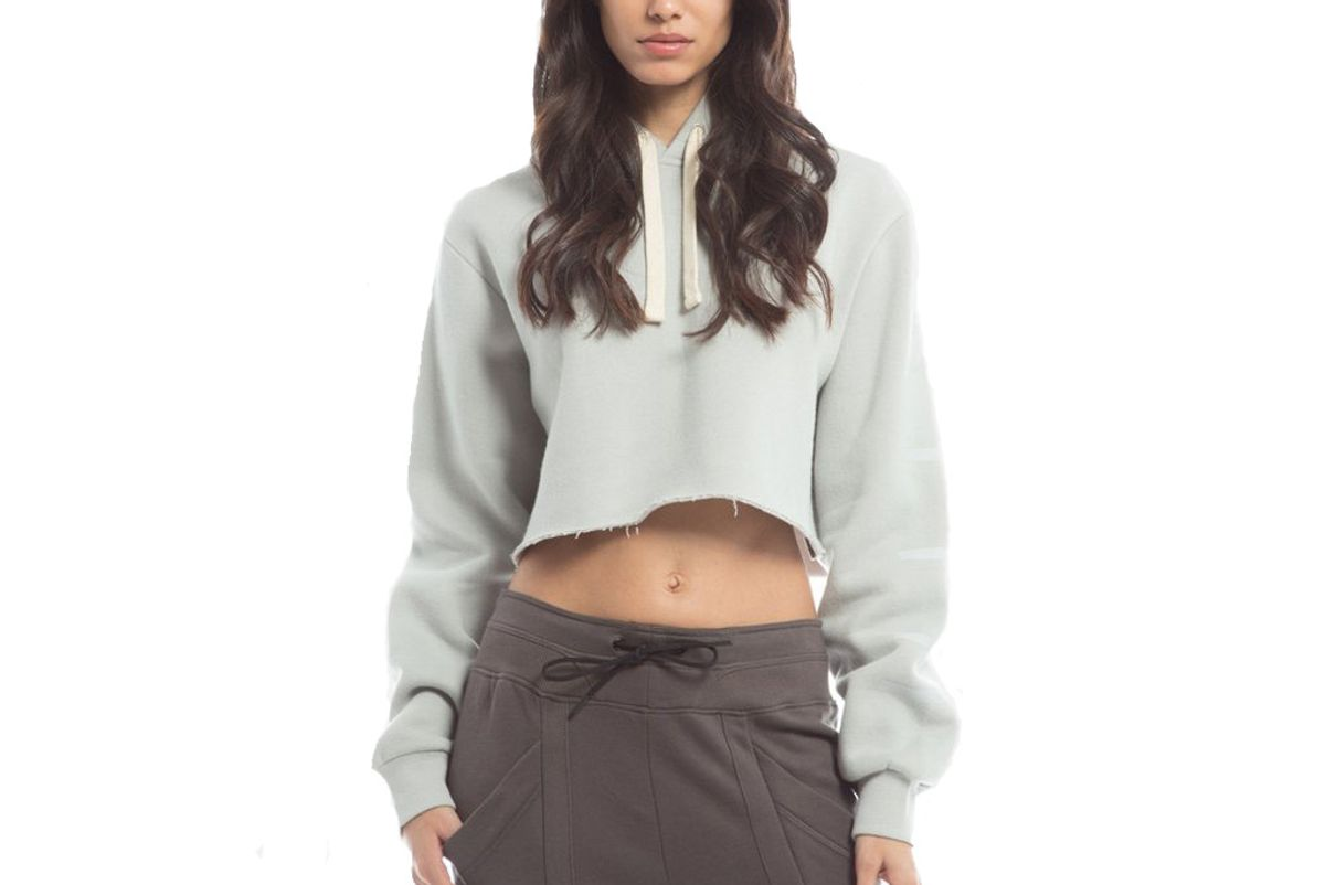 Kith Williams Cropped Hoodie
