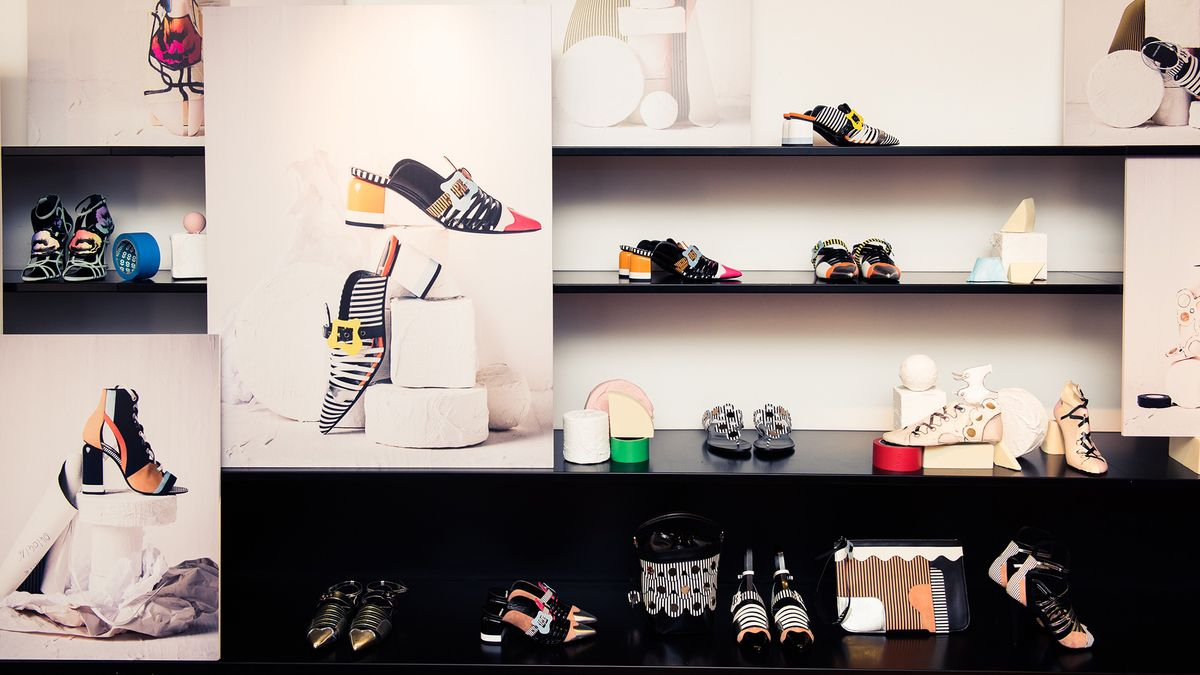 How Pierre Hardy Accidentally Became a Shoe Designer