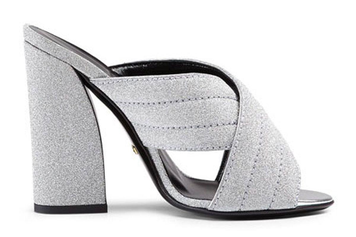 Webby Glitter Sandal